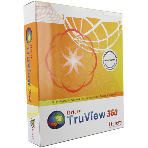 Ortery TruView 360 - 360&deg Product View Stitching Software