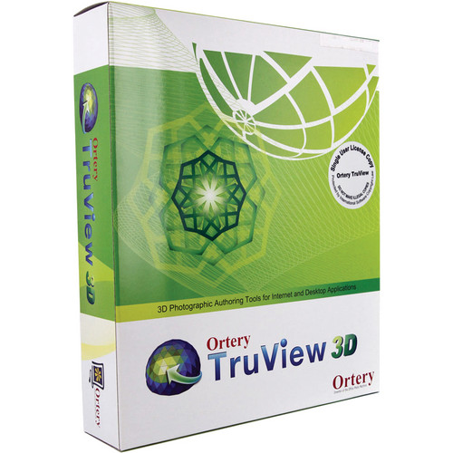 Ortery TruView 3D - 3D Product View Stitching Software