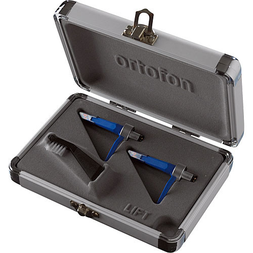 Ortofon DJS - Concorde Series Cartridge and Stylus (Twin)
