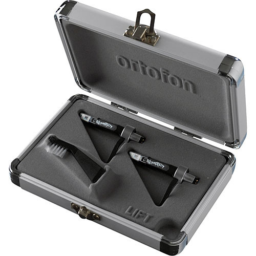 Ortofon Q.Bert - Concorde Series Cartridge and Stylus (Twin)