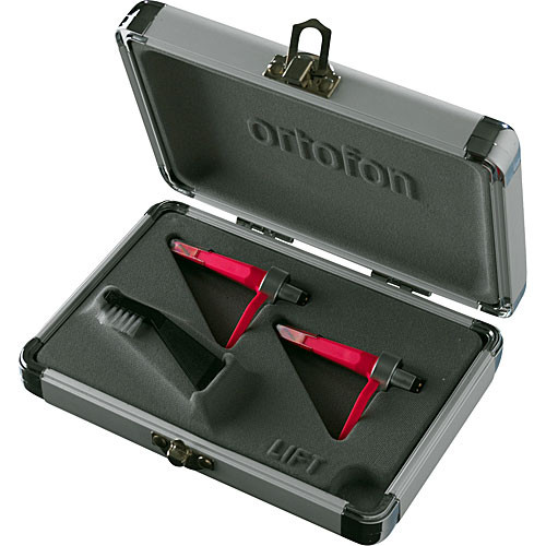 Ortofon Scratch - Concorde Series Cartridge and Stylus (Twin)