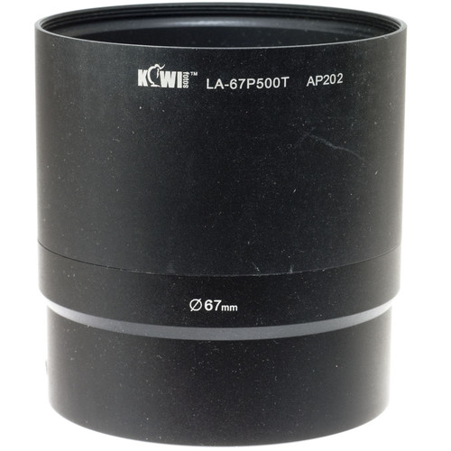 Other Brand LA-67P500T Lens Adapter for Nikon Coolpix P500