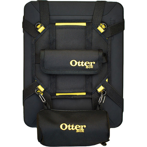 Otter Box Utility Series Latch for iPad & iPad 2 (Black/Yellow)