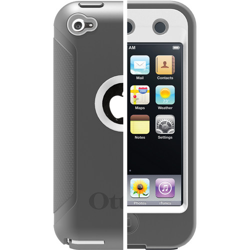 Otter Box iPod touch 4th Generation Defender Series Case (Glacier)