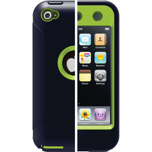 Otter Box iPod touch 4th Generation Defender Series Case (Atomic)