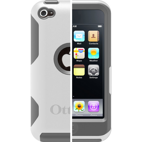Otter Box iPod touch 4th Generation Commuter Series Case (Glacier)