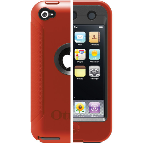 Otter Box iPod touch 4th Generation Defender Series Case (Flash)