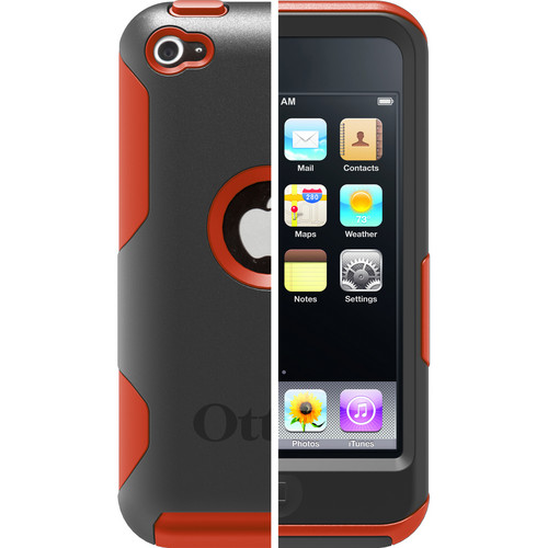 Otter Box iPod touch 4th Generation Commuter Series Case (Flash)