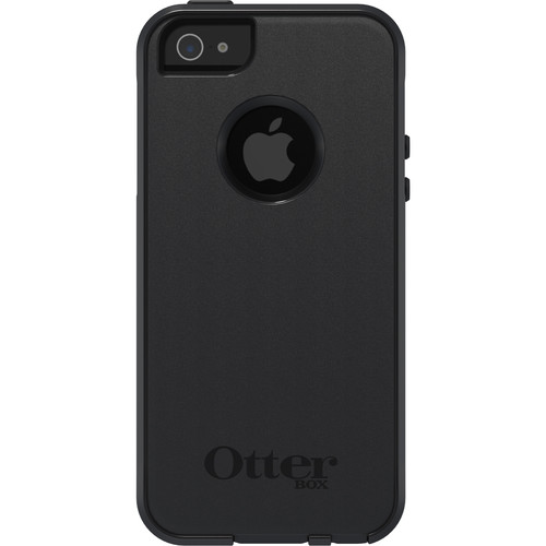 OtterBox Commuter Case for iPhone 5/5s/SE (Black)