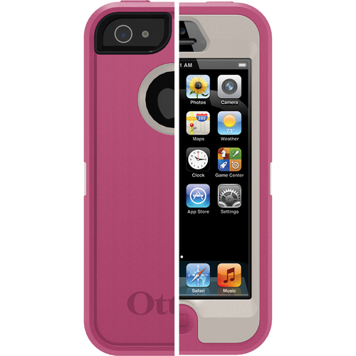 Otter Box iPhone 5 Defender Series Case (Blush)
