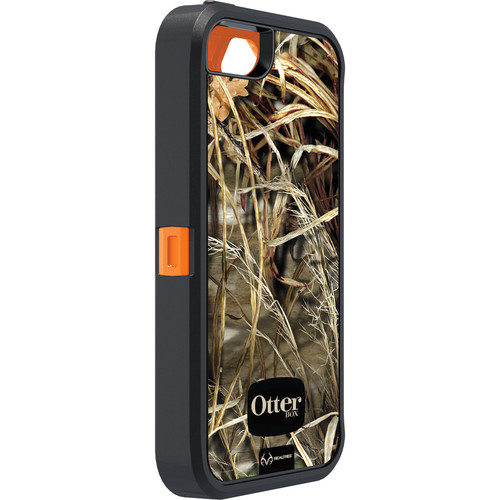 Otter Box Defender Case for iPhone 5 (Max4 HD Blazed)