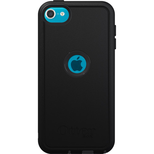 Otter Box Defender Case for 5th and 6th Generation iPod Touch (Black)