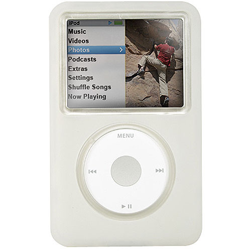 Otter Box Defender Case - for iPod classic Digital Media Player (Clear/Clear)