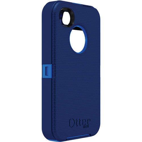 Otter Box Defender Case for iPhone 4/4s (Ocean/Night Blue)