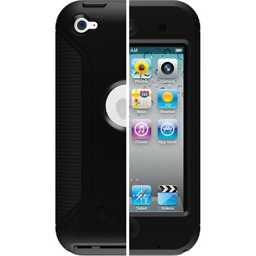 Otter Box iPod touch 4th Generation Defender Series Case (Black)
