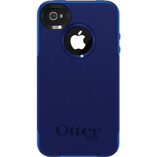 Otter Box Commuter Case for iPhone 4/4s (Night Blue/Ocean Blue)