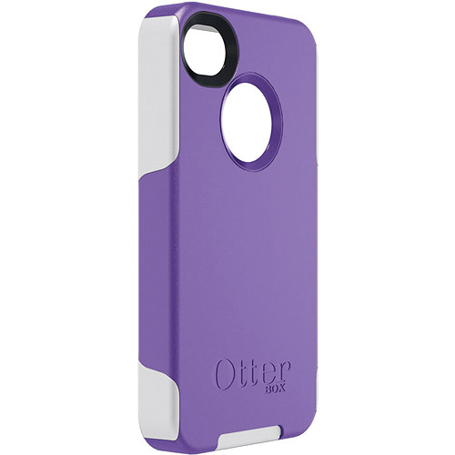 Otter Box Commuter Case for iPhone 4/4s (Viola)