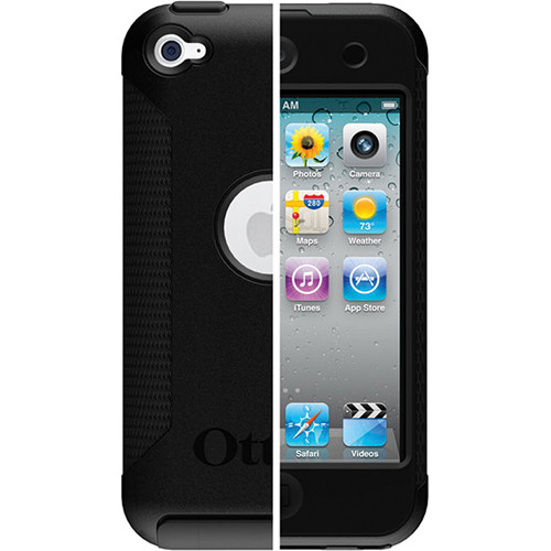 Otter Box 4G iPod touch Commuter Series Case (Black)
