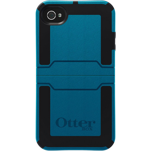 Otter Box Reflex Series Case for iPhone 4 and 4S (Tahitian Teal)
