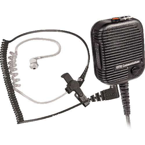 Otto Engineering Evolution Speaker Microphone with 2.5mm Plug