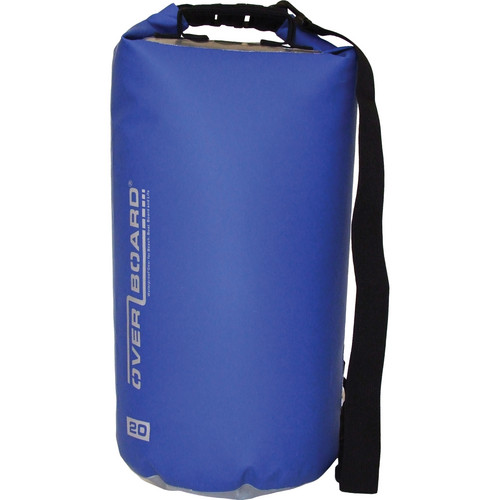 OverBoard Waterproof Dry Tube Bag (20L, Blue)