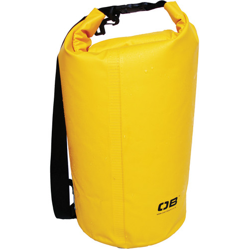OverBoard Waterproof Dry Tube Bag (20L, Yellow)