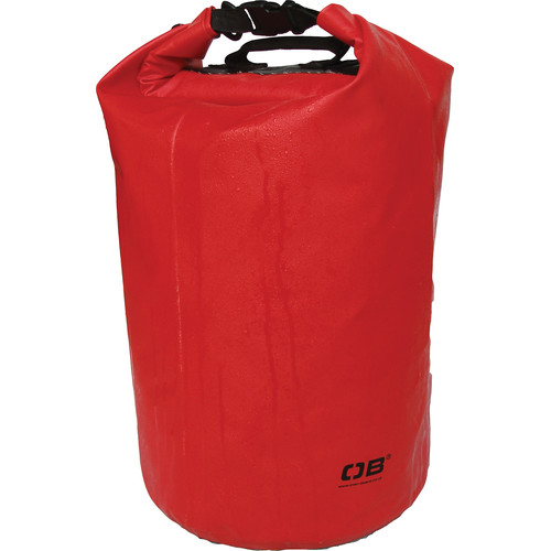 OverBoard Waterproof Dry Tube Bag - 30 Liter (Red)