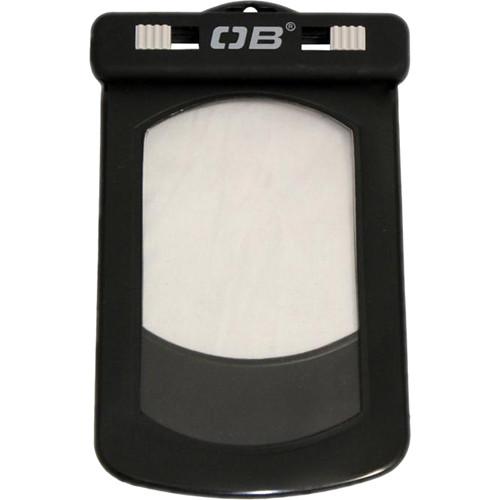 OverBoard Waterproof Phone/GPS Case (Small, Black)