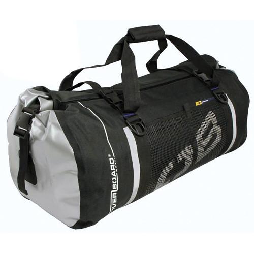 OverBoard Water-Resistant Medium Sport Bag, 60 Liter (Black)
