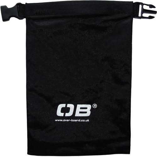 OverBoard Waterproof Dry Pouch, 1 Liter (Black)