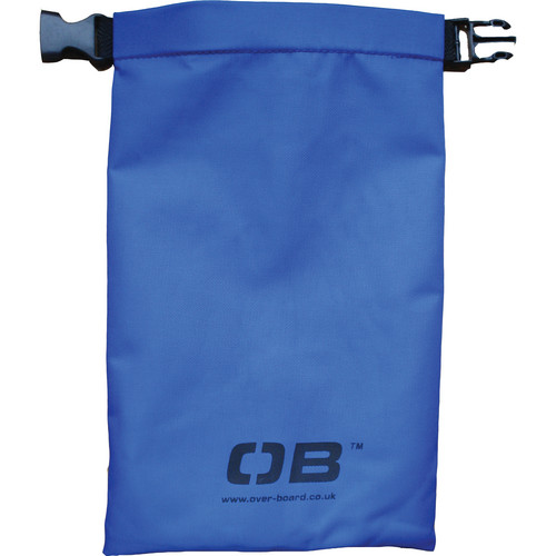 OverBoard Waterproof Dry Pouch, 1 Liter (Blue)