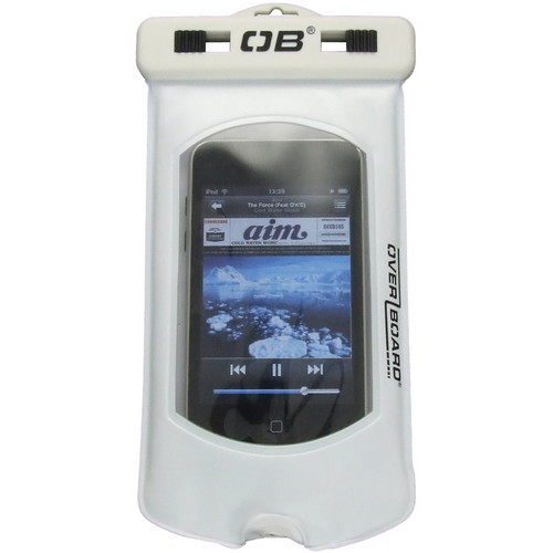 OverBoard Pro-Sport MP3 Case (White)