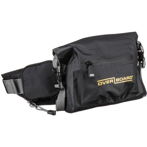 OverBoard Waterproof Waist Pack (Black)