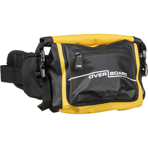 OverBoard Waterproof Waist Pack (Yellow)