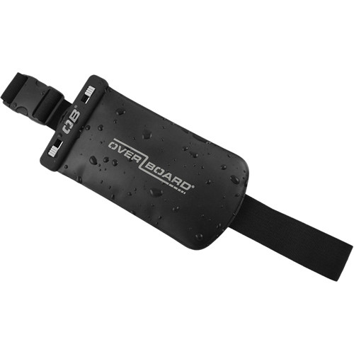 OverBoard Pro-Sport Waterproof Belt Pack (Black)