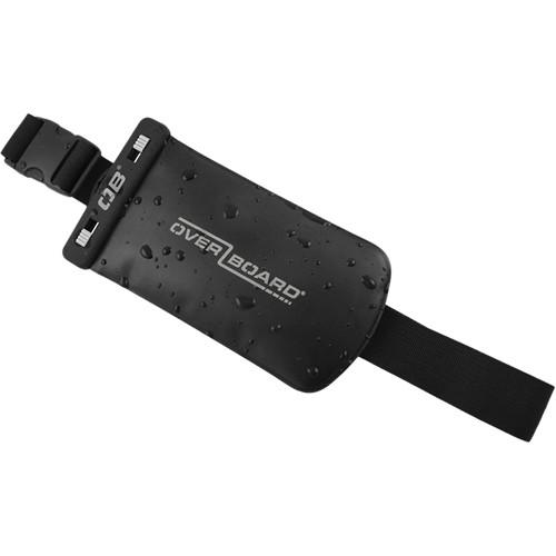 OverBoard Pro-Sport Waterproof Belt Pack (Black)