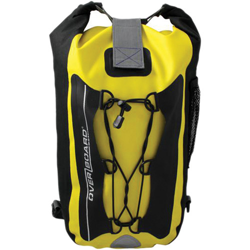 OverBoard 20 Liter Waterproof Backpack (Yellow)