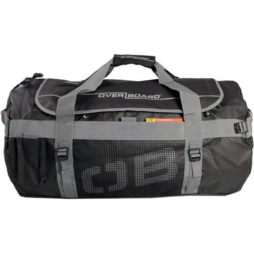 OverBoard Adventure Duffel Bag (Black, 90L)