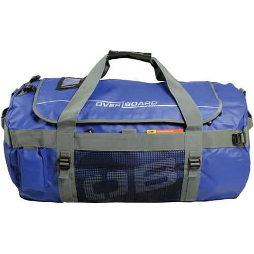 OverBoard Adventure Duffel Bag (Blue, 90L)