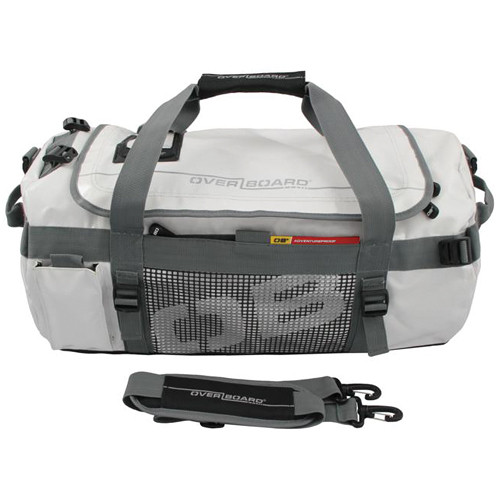 OverBoard Adventure Duffel Bag (White, 90L)