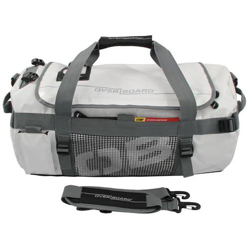 OverBoard Adventure Duffel Bag (White, 90L)