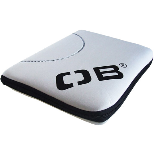 OverBoard Laptop Sleeve (Medium, Silver)