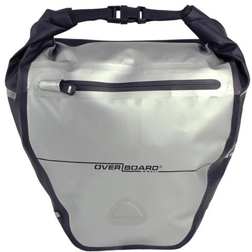 OverBoard Waterproof Back Wheel Bike Pannier - 4.25 Gallons