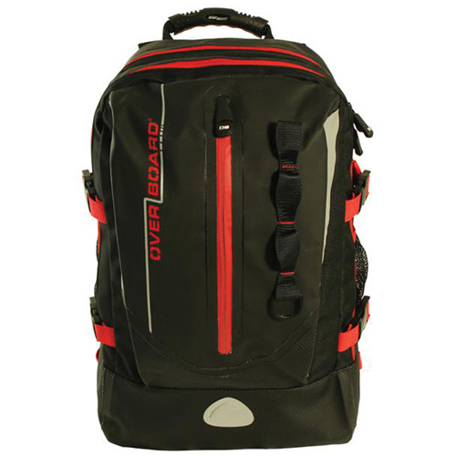 OverBoard Adventure Backpack (Black)