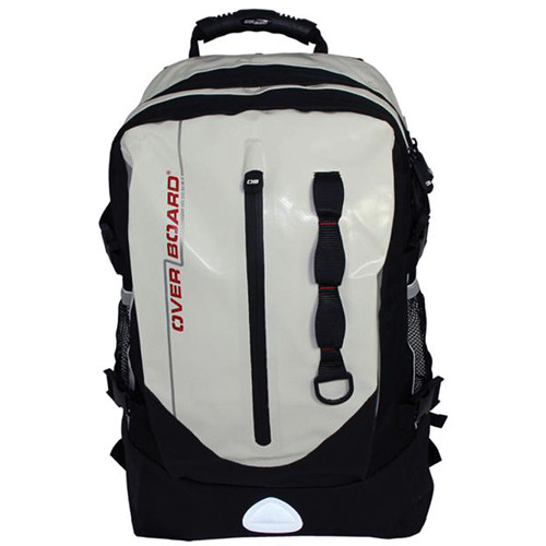 OverBoard Adventure Backpack (White)