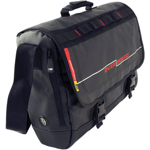 OverBoard Adventure Messenger Bag (Black)