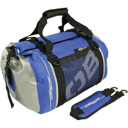 OverBoard Waterproof Duffel Bag 40 L (Blue)