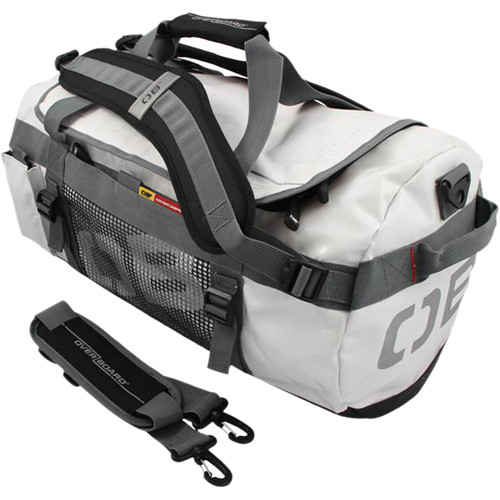 OverBoard Adventure Duffel Bag (White, 35L)