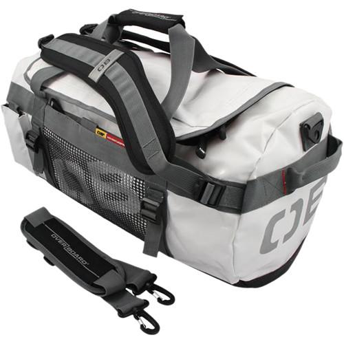 OverBoard Adventure Duffel Bag (White, 35L)