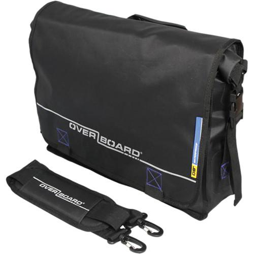 OverBoard Roll-Top Waterproof Messenger Bag